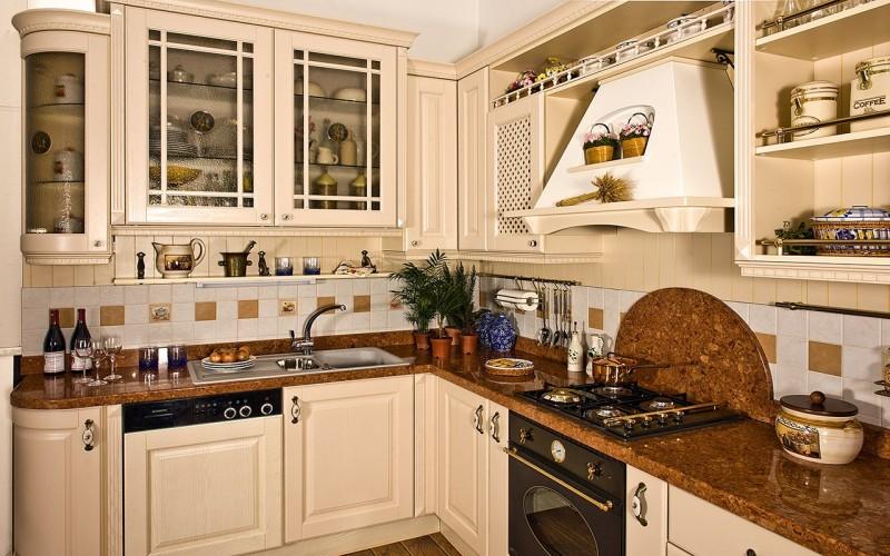 Современная кухня. На что обратить внимание при выборе?