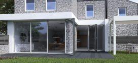 Окна и двери из алюминиевого профиля
