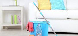 Польза от клининговой уборки